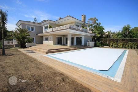 Luxury 6 bedroom houses for sale in Costa del Sol. Fabulous New Villa in Marbesa, Marbella East