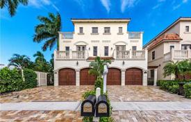 Townhouses for sale in North America. Terraced house – Fort Lauderdale, Florida, USA