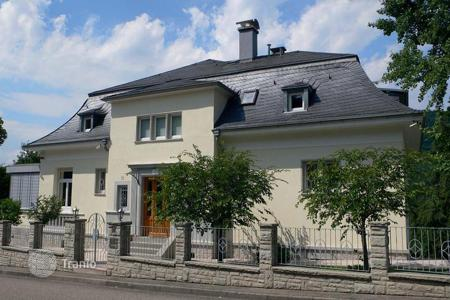 Luxury residential for sale in Black Forest (Schwarzwald). Renovated historic villa in the art nouveau style, close to the forest, near Lake Annaberg, in Baden-Baden