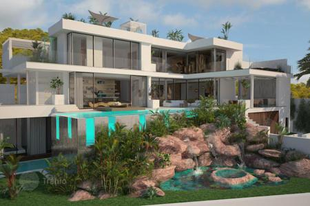 Off-plan residential for sale in Southern Europe. Villa – Es Cubells, Ibiza, Balearic Islands, Spain