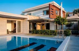 5 bedroom houses for sale in Paphos. Immaculate 5 Bedroom Villa on Double Plot with Title Deeds- Konia