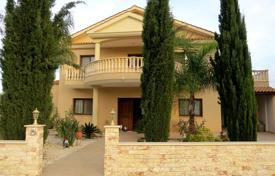 4 bedroom houses for sale in Pareklisia. Villa – Pareklisia, Limassol, Cyprus