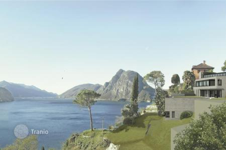 3 bedroom houses for sale in Central Europe. Villa – Lugano city, Lugano, Ticino, Switzerland