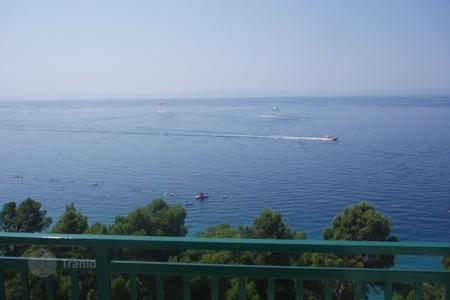 Commercial property for sale in Croatia. Apartment house in Baska voda