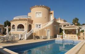 4 bedroom houses for sale in Ciudad Quesada. Mediterranean style villa in Ciudad Quesada, Alicante, Spain