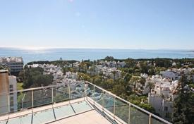 Luxury apartments for sale in Costa del Sol. Penthouse for sale in Marbella Centro, Marbella