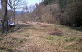 Cheap property for sale in the Czech Republic. Land plot for the construction of family house