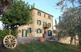 Beautiful furnished villa with olive grove, Cetona, Italy for 1,200,000 €