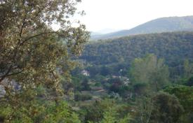 Development land for sale in Catalonia. Large plot of land in a quiet area, close to the French border, Maçanet de Cabrenys, Spain