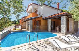 3 bedroom houses for sale in Istria County. New cottage with a terrace, a pool and sea views, Medulin, Istria County, Croatia