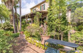 Luxury residential for sale in Majorca (Mallorca). Renovated original villa with a swimming pool, a garden and panoramic views, Valldemossa, Spain