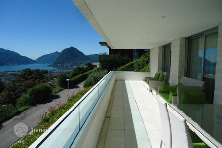 Luxury 2 bedroom apartments for sale in Central Europe. Apartment – Porza, Ticino, Switzerland