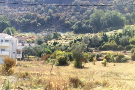 Development land for sale in Gornji Stoliv. Development land – Gornji Stoliv, Kotor, Montenegro