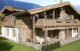 Houses for sale in Alps. Spacious custom-built chalet in Zell-am-See