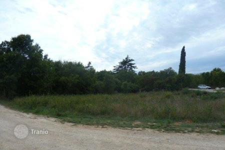 Cheap property for sale in Fažana. Building land ATRACTIVE LOCATION!