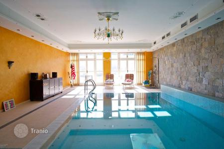 Luxury houses for sale in Prague. A luxurious villa in the famous district of Prague 6