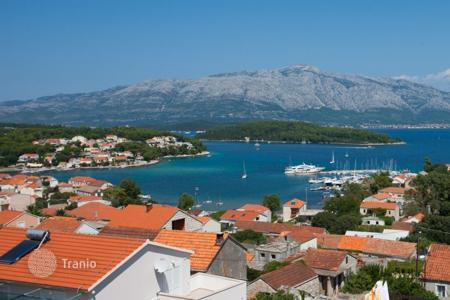 Property for sale in Dubrovnik Neretva County. House on island Korcula