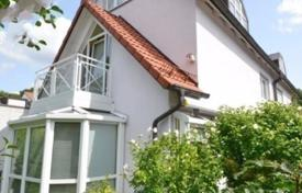 4 bedroom houses for sale in Germany. Cozy brick cottage with a terrace, a balcony and a garden, Munich, Bavaria, Germany