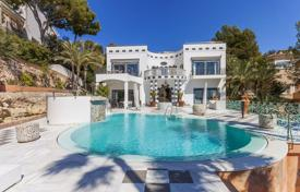 Beautiful villa with a picturesque sea view and luxury finishing, Bendinat, Spain for 7,800,000 €