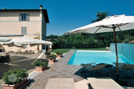 Commercial property for sale in Tuscany. Villa for sale with luxury accommodation business in Tuscany