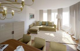 New homes for sale in Lisbon. Modern apartment with a balcony in a new building, Lisbon, Portugal
