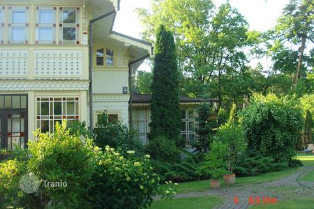 Property for sale in Kegums municipality. Two-storey house with a garden in the center of Jurmala