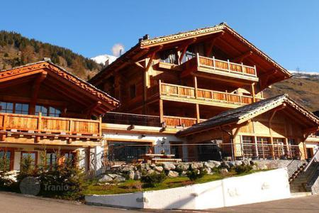 Villas and houses with pools to rent in Switzerland. Chalet - Bagnes, Verbier, Valais,  Switzerland
