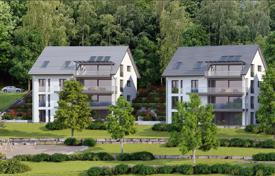 Apartments for sale in Baden-Wurttemberg. Apartment with a terrace, in a residence with a garden and a parking, Herdern, Freiburg, Germany