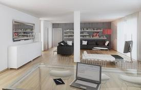 Luxury 3 bedroom houses for sale in Milan. New villa with a large terrace, next to the metro, near Porta Romana, Milan