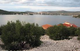 Coastal development land for sale in Croatia. land in Rogoznica