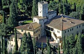 Houses for sale in Florence. Castle – Florence, Tuscany, Italy