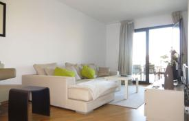 Apartments for sale in Sant Andreu. Spacious apartment with a terrace and views of the area in a modern residential complex with elevator, Sant Andreu, Barcelona, Spain