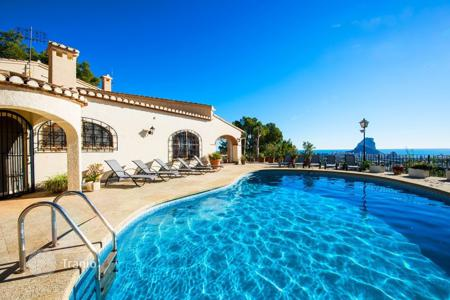 Luxury residential for sale in Calpe. Villa – Calpe, Valencia, Spain
