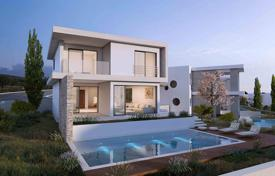 Off-plan houses for sale in Cyprus. Spacious villas in a new prestigious development, Pafos, Cyprus