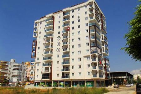 Cheap 1 bedroom apartments for sale overseas. Cosy apartment in a modern complex in Mahmutlar