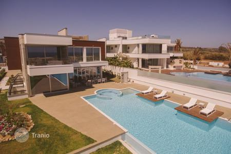 6 bedroom houses for sale in Famagusta. Super Luxury 6 Bedroom Sea Front Villa