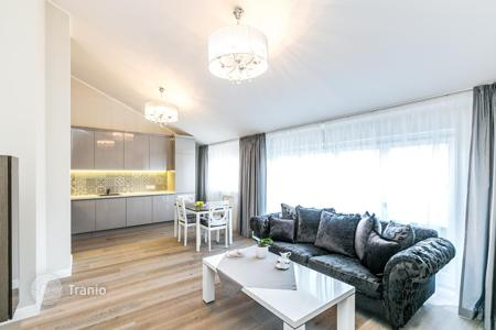 "Property to rent in Baltics. For rent one bedroom apartment 52,7 m² in the most prestigious district of Riga – the so-called ""Quiet centre"""