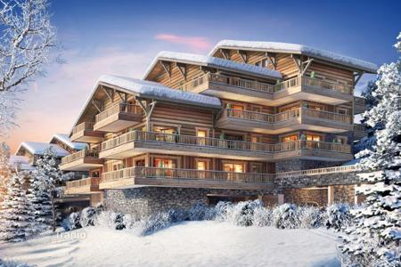 Cheap 4 bedroom apartments for sale in Alps. Spacious apartment in a new residential complex in Chatel, French Alps, France