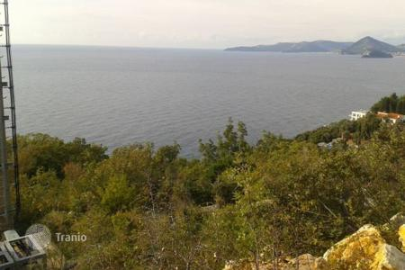 Coastal land for sale in Katun Rezevici. Development land – Katun Rezevici, Budva, Montenegro