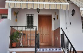 Townhouses for sale in Costa del Sol. Spacious townhouse with a patio and a terrace in a residential complex with a swimming pool, a garden and a parking, Marbella, Spain