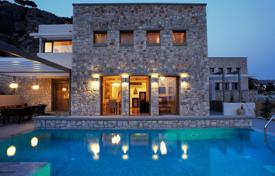 Coastal houses for sale in Southern Europe. Villa – Rhodes, Aegean Isles, Greece