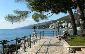 Coastal property for sale in Opatija. Superb villa in Opatija