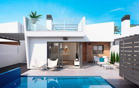 Modern 3 bedroom villas with private pool on the Coast of Murcia for 230,000 €