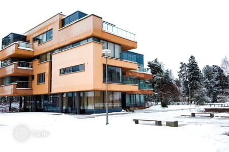 Apartments for sale in Saulkrasti. Sunny apartment for a small family