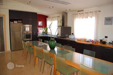 Coastal residential for sale in Ventimiglia. Modern penthouse with a private entrance and a gym, near the sea, in the center of Ventimiglia, Italy