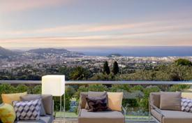 New homes for sale in Côte d'Azur (French Riviera). Rooftop Villa, 196m² with panorama sea view