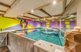 Chalet with a swimming pool, a sauna, a Jacuzzi and a billard, Les Brévières, Savoie, France for 4,900,000 €