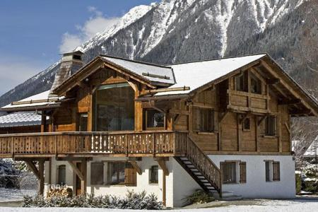 Villas and houses to rent in Chamonix. Шале в Шамони