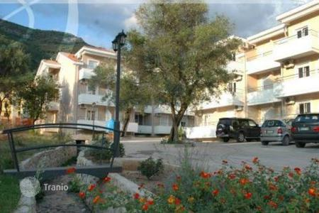 1 bedroom apartments by the sea for sale in Herceg-Novi. One bedroom apartment in Djenovici. Consists of open plan living/dining/kitchen area, one bedroom, bathroom and terrace