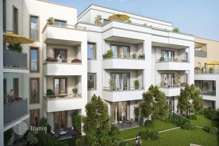 Apartments for sale in Oberursel. New apartment in a modern residential complex in the suburbs of Frankfurt, Oberursel